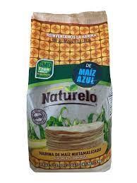 blue corn nixtamalized naturelo 1kg