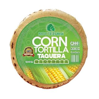 Tortilla Taquera Moctezuma Foods