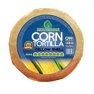 Yellow Shell Tortilla Moctezuma