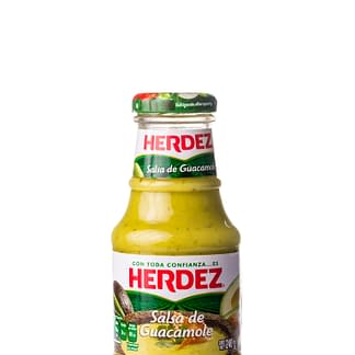 Salsa Guacamole Herdez