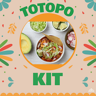kit totopo limited offer