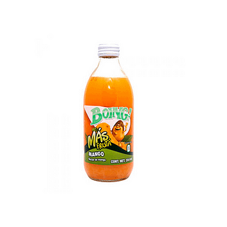 boing juice mango 355ml