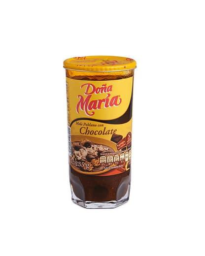 Doña Maria Mole Poblano Sauce with chocolate 235g