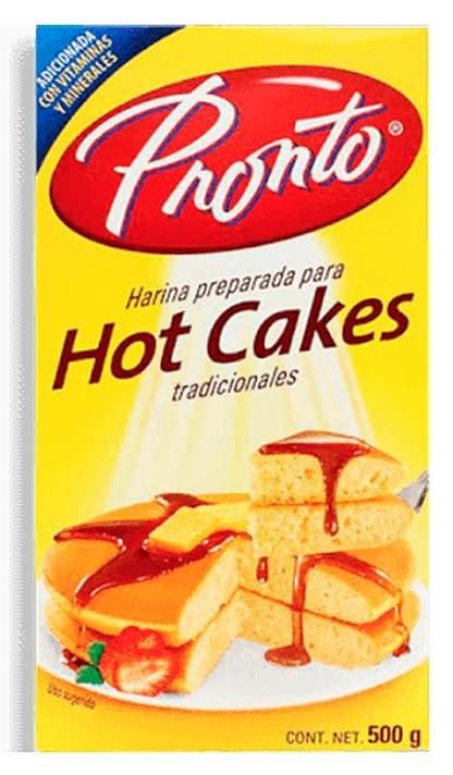 hot cakes flour pronto 500g