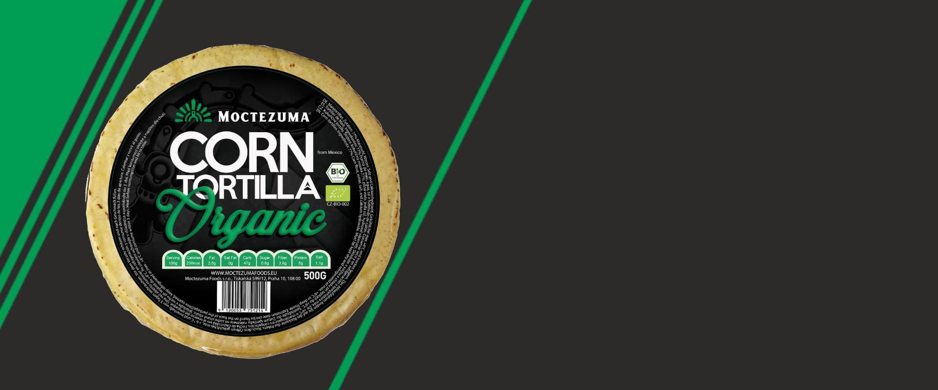 organic bio corn tortillas