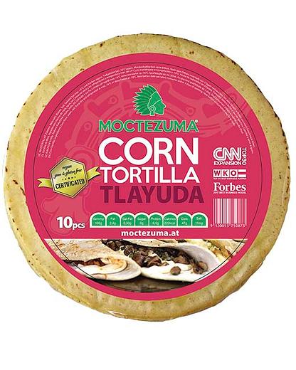 Tortilla Tlayuda Moctezuma Foods