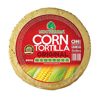 Tortilla Original Moctezuma Foods