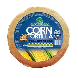 Yellow Shell Tortilla Moctezuma