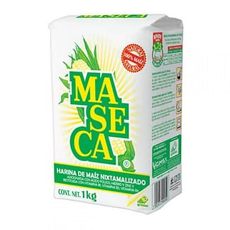 Corn Flour for Tortillas Maseca