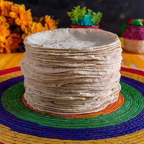 handgemachte Tortillas Moctezuma